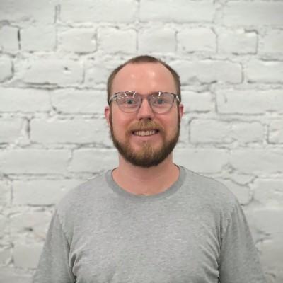 Photo of Matthew Briggs, Sr. Woodshop Instructor